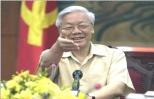 Tổng Bí thư Nguyễn Phú Trọng lên đường thăm Mỹ