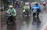Đầu tuần Bắc Bộ và Trung Bộ nắng nhẹ, Nam Bộ mưa dông