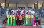 Cán bộ Hội Nông dân gương mẫu, hết lòng vì công việc