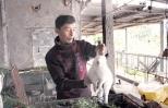 Lão nông làm giàu từ mô hình chăn nuôi tổng hợp