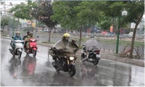 Mưa to đến rất to ở các tỉnh từ Nghệ An-Thừa Thiên Huế sẽ kéo dài đến ngày 15/10