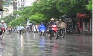 Bắc Bộ rét đậm, Tây Bắc Bộ khả năng xảy ra tố, lốc, mưa đá và gió giật mạnh