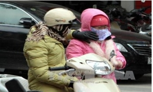 Không khí lạnh bổ sung, Bắc Bộ rét đậm kèm mưa rải rác