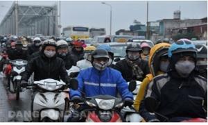Không khí lạnh có khả năng tăng cường trở lại Bắc Bộ
