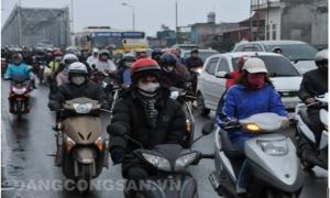 Miền Bắc chìm trong giá rét, Hà Nội có nền nhiệt thấp nhất từ 10 độ C