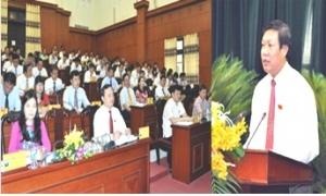 Kỳ họp thứ nhất, HĐND tỉnh khóa XVI thành công tốt đẹp