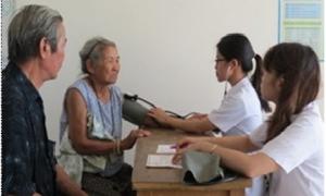 Hỗ trợ khám, chữa bệnh cho người nghèo