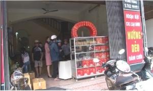 Thành phố Hưng Yên: Bánh trung thu sản xuất thủ công hút khách