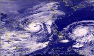 Dự báo thời tiết hôm nay (18.10): Bão số 7 giật cấp 17 đang tiến thẳng vào vịnh Bắc Bộ