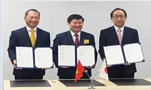Chủ tịch UBND tỉnh Nguyễn Văn Phóng xúc tiến đầu tư tại Nhật Bản