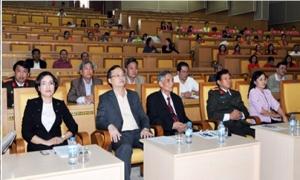 Hưng Yên tổng duyệt chương trình lễ kỷ niệm 185 năm thành lập tỉnh, 75 năm thành lập Đảng bộ tỉnh và 20 năm tái lập tỉnh