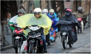 Dự báo thời tiết hôm nay (17.3): Bắc Bộ mưa dông, nồm ẩm tiếp diễn