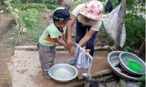 Nâng tỷ lệ sử dụng nước sạch nông thôn