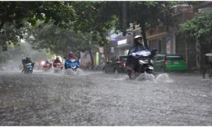Bắc Bộ tiếp tục có mưa trong 3 ngày tới, vùng núi trung du phía Bắc mưa to kéo dài