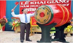 Hơn 260 nghìn học sinh Hưng Yên khai giảng năm học mới