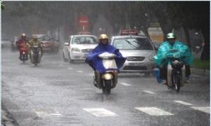 Dự báo thời tiết 31/5: Miền Bắc mưa to 3 ngày