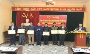 Tin Hội Nông dân huyện Khoái Châu tổng kết công tác Hội và phong trào nông dân huyện Khoái Châu năm 2018