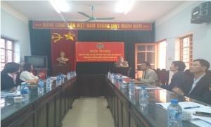 Hội nông dân huyện Kim Động: Triển khai công tác Hội năm 2019