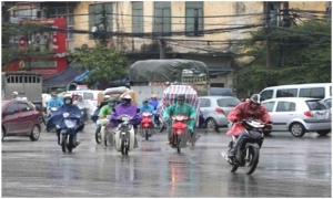 Bắc Bộ, Tây Nguyên có mưa to, nguy cơ lũ quét và sạt lở đất