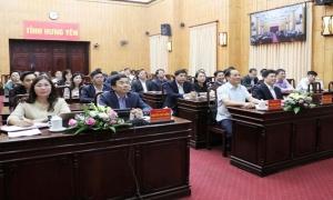 Hội nghị trực tuyến toàn quốc đánh giá kết quả 10 năm thực hiện Kết luận 61-KL/TW và Quyết định 673/QĐ-TTg